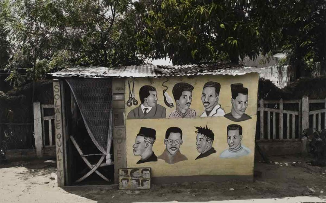 Signs of West Africa, by John Tilney, fine arts photographer
