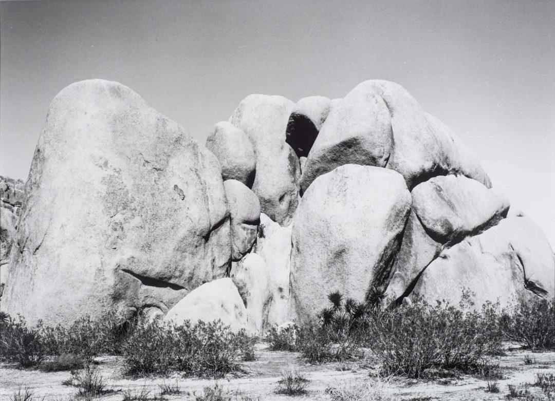 Joshua Rocks #1 by John Tilney, fine arts photographer