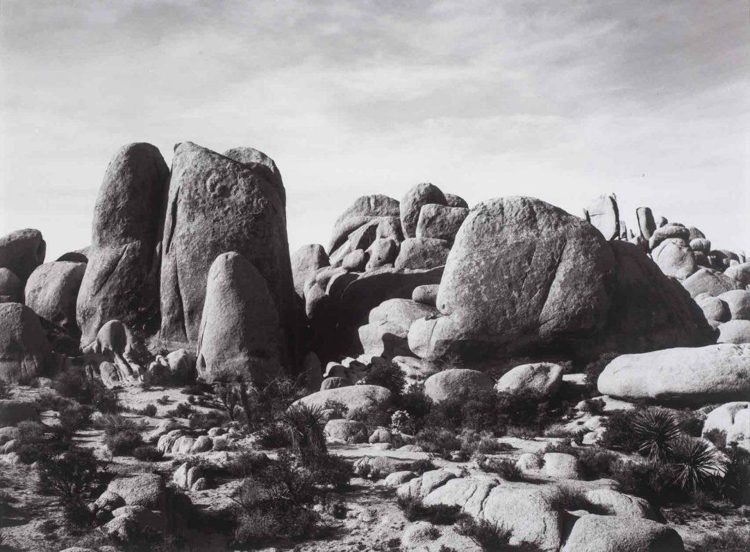 Joshua Rocks #2 by John Tilney, fine arts photographer