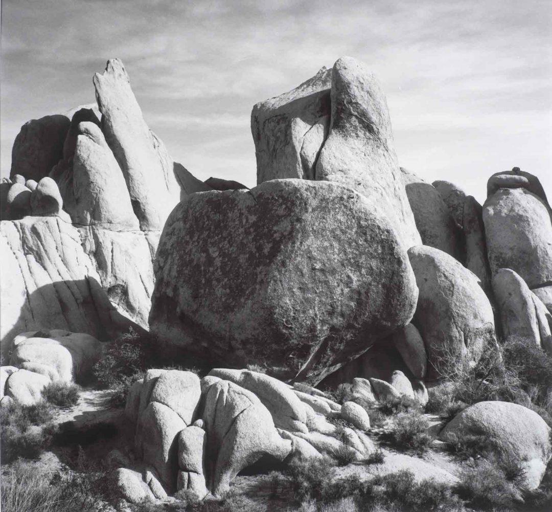 Joshua Rocks #3 by John Tilney, fine arts photographer